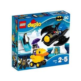 Konstruktorius LEGO Duplo, Betmeno lėktuvas 10823