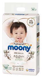 Подгузники Moony Natural Diapers M 46