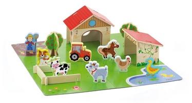 Žaislinė figūrėlė Viga 3D Farm Set 50540