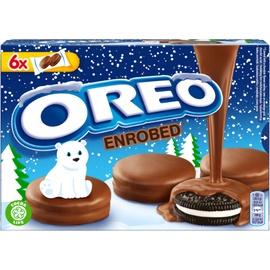 Sausainiai Oreo aplieti pienišku šokoladu, 246 g