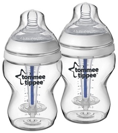 Tommee Tippee Closer To Nature Anti-Colic Bottle 260ml 2pcs