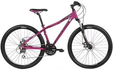 """Kross Lea 4.0 S 27.5"""" Pink Black Matte 18"""
