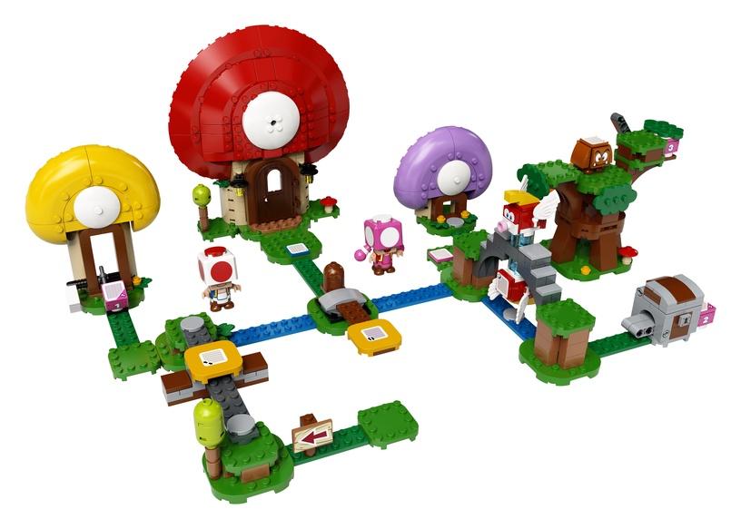 Конструктор LEGO®Super Mario 71368 tbd-leaf-9-2020