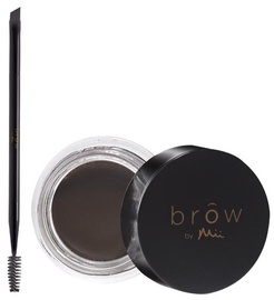 Mii Artistic Brow Creator 5.1g Dark + Brow Master Brush
