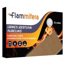 Ugnies įdegtukai kubeliais Flammifera, 32 vnt.