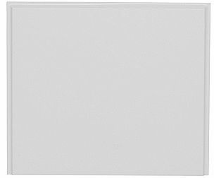 KOLO UNI2 Bath Panel Universal 800mm White