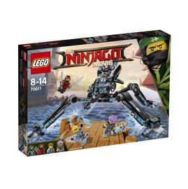 Конструктор LEGO Ninjago Water Strider 70611 70611, 494 шт.