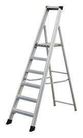 Elkop SHRP 810 Alu Builder Ladder w/ Platform 2.11m