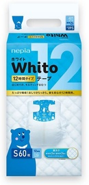 Whito Diapers Tape Type S 60