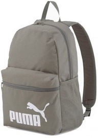 Puma Phase Backpack 075487 45 Light Grey