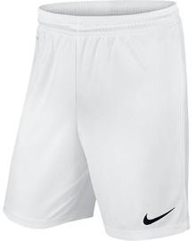Nike Junior Shorts Park II Knit NB 725988 100 White L