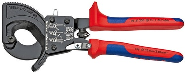 Knipex Cable Scissors With Force Mechanism D32mm/240mm2