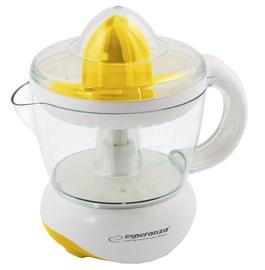 Соковыжималка для цитрусовых Esperanza Clementine EKJ001 Yellow