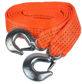 Geko Towing Strap With Carabiners 50mm 5m