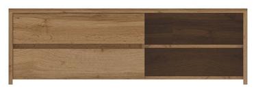 TV staliukas WIPMEB Tahoe TA-02 Wotan Oak, 1400x470x450 mm