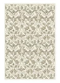 Ковер Royal Place 14.614/6353 White/Brown, 1.35 x 1.95 m
