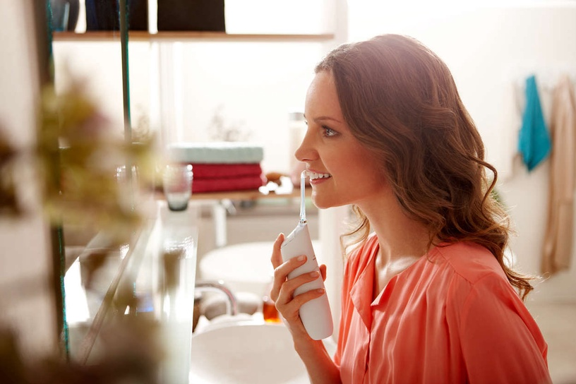 Электрическая зубная щетка Philips Sonicare AirFloss Pro/Ultra