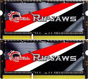 G.SKILL Ripjaws 8GB 1866MHz CL9 DDR3 KIT OF 2 F3-1866C11D-8GRSL