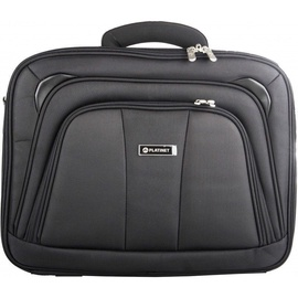 "Platinet London Laptop Bag Hard Frame 15.6"" Black"