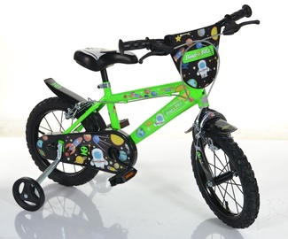 "Bimbo Bike Cosmos 14"" Green"