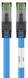 Goobay CAT 8.1 S/FTP PiMF Patch Cable 0.25m Blue