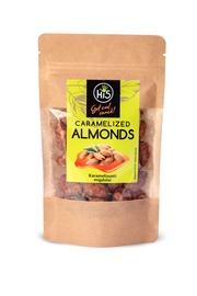 Migdolų riešutai HI5 Caramelized Almonds 120 g