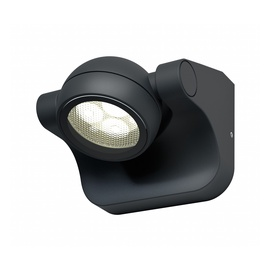Светильник Osram Hemisphere 4058075033092, 1 шт., 6Вт, led, IP44, серый