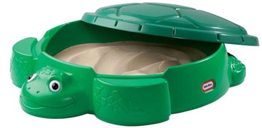 Little Tikes Turtle Sandbox Green 632884