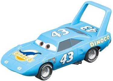 "Carrera GO!!! Slot Car Disney Strip ""The King"" Weathers 64107"