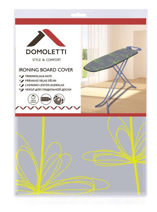 Чехол для гладильной доски Domoletti Ironing Board DC34F3M 110x30cm Grey
