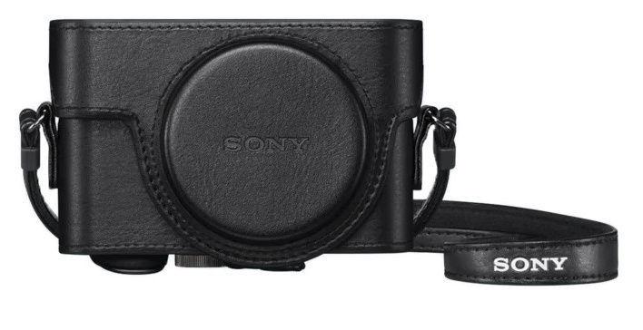 Sony LCJ-RXK For RX100 VII Black