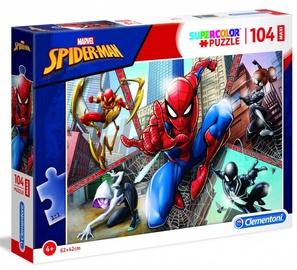 Clementoni Puzzle SuperColor SpiderMan 104pcs 23734