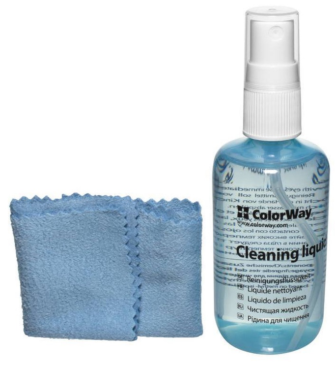 ColorWay Cleaning Screen And Monitor Cleaning Kit 2 In 1 CW-4129