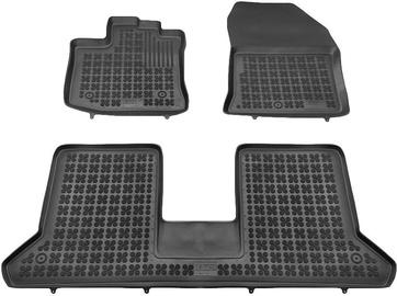 REZAW-PLAST Dacia Dokker 2012 Rubber Floor Mats