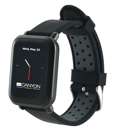 Canyon Sanchal Smartwatch Black