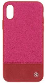 Tellur Glitter II Back Case For Apple iPhone X/XS Pink
