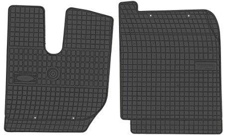 Резиновый автомобильный коврик Frogum Iveco Stralis 2002, 2 шт.