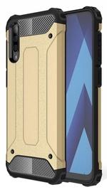Hurtel Hybrid Armor Back Case For Samsung Galaxy A70 Gold
