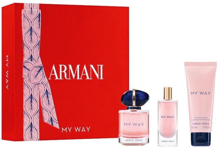 Набор для женщин Giorgio Armani My Way, 140 мл