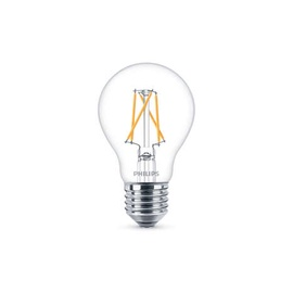 LED lempa Philips A60, 7.5W, E27, 2700K, 806lm, DIM
