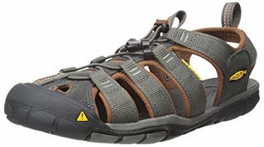 Keen Clearwater CNX Men Grey/Brown 44.5