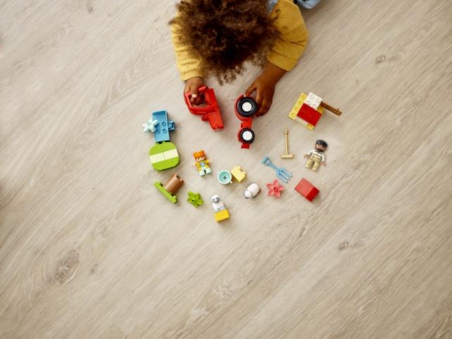 Конструктор LEGO Duplo Town 10950, 27 шт.