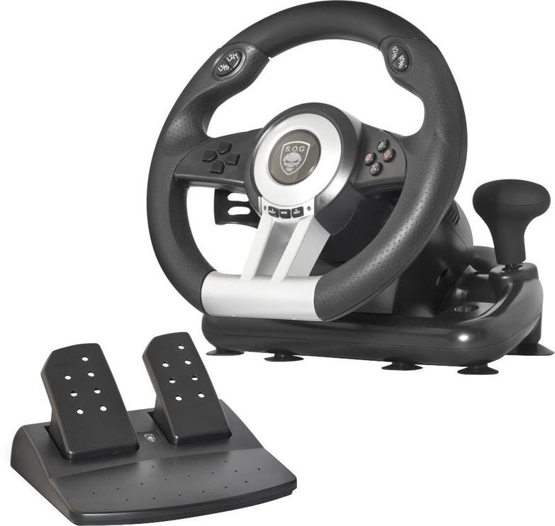 Spirit of Gamer R-ACE Wheel PRO