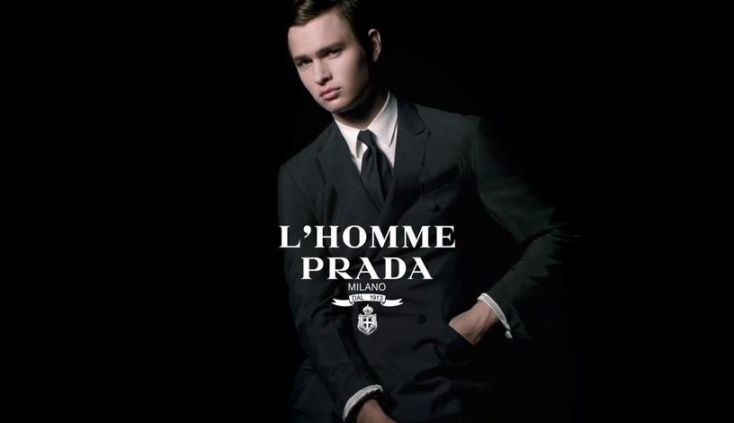 Kvepalai Prada L'Homme Prada Intense 50 ml EDP