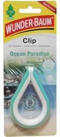 Wunder-Baum Air Freshener Clip Ocean Paradise