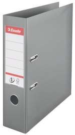 Esselte Folder No1 Power 7.5cm Gray