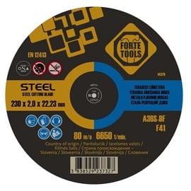 Lõikeketas Forte Tools 406431, 230 mm x 2 mm