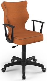 Entelo Chair Norm Black/Orange Size 6 FC34