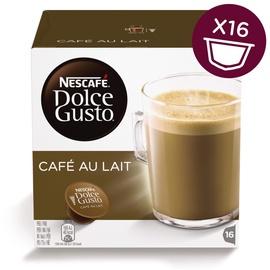 Kavos kapsulės NESCAFÉ® Dolce Gusto® Café au Lait, 16 vnt, 160 g