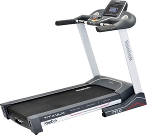 Reebok TT1.0 Titanium Treadmill 10121WH
